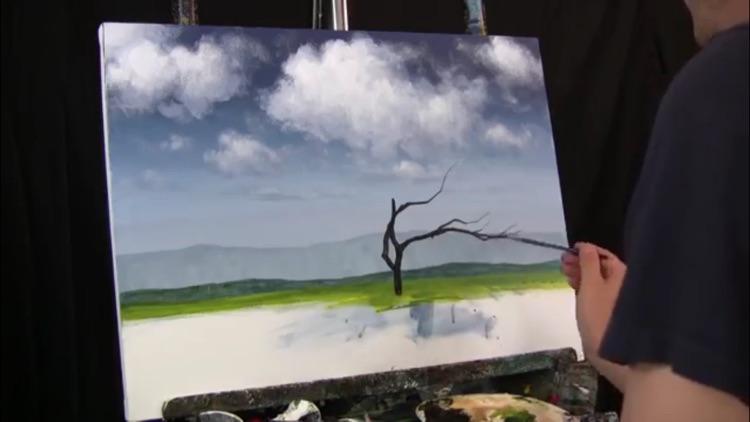 Oil Painting Beginners