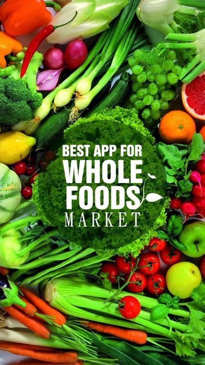 Best App for Whole Foods Market