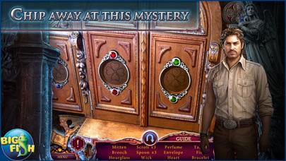 League of Light: Silent Mountain - A Hidden Object Mystery (Full) screenshot two
