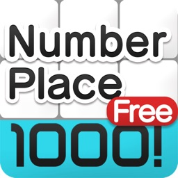 NumberPlace1000!~FREE