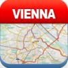 Vienna Offline Map - City Metro Airport