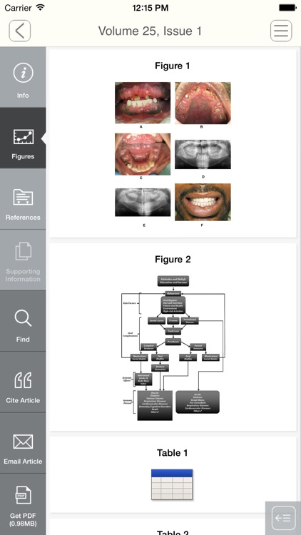Journal of Prosthodontics screenshot-3