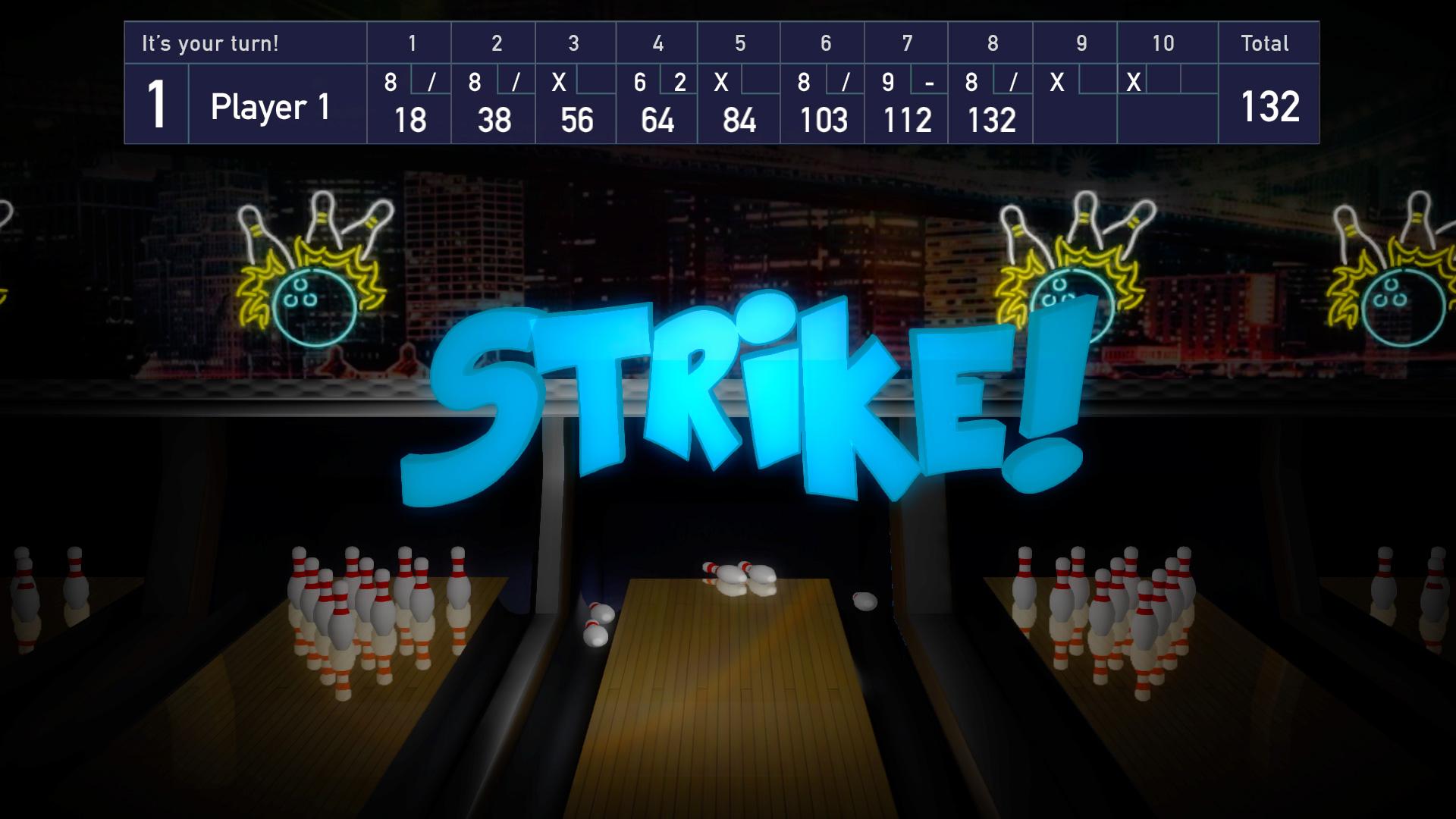 Bowling Free 2016 screenshot 5