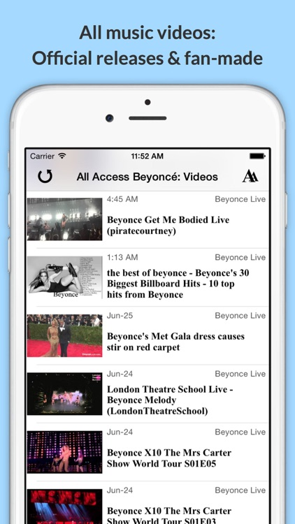 All Access: Beyoncé Edition - Music, Videos, Social, Photos, News & More!