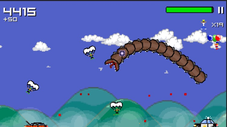 Super Mega Worm screenshot-3