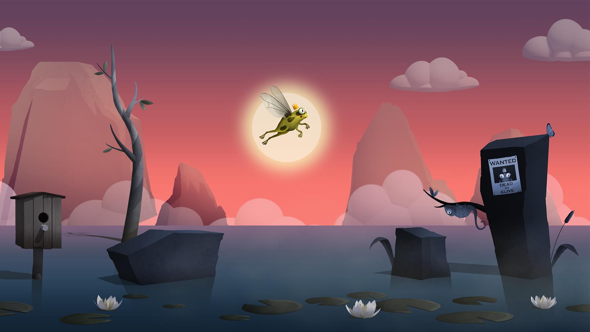 Runaway Toad screenshot 9