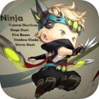 Ninja Run: Zombies lutador icon