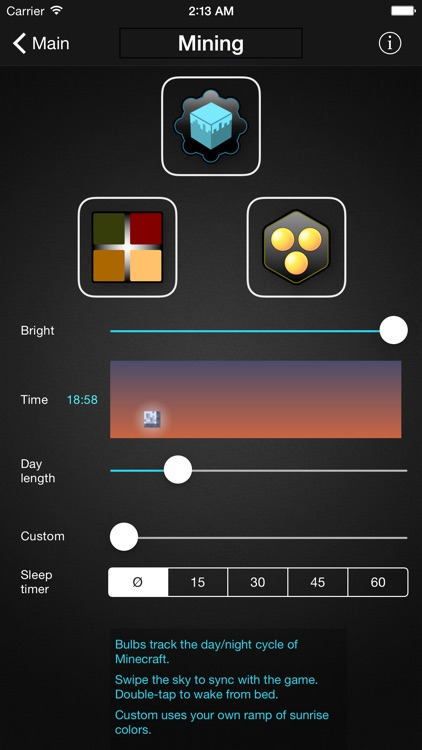 Hue Scintillator screenshot-4