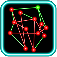‎Untangle - logic games
