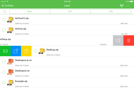iToolFiles Free - Unrar Files Unzip Zip managers下载安装_应用信息
