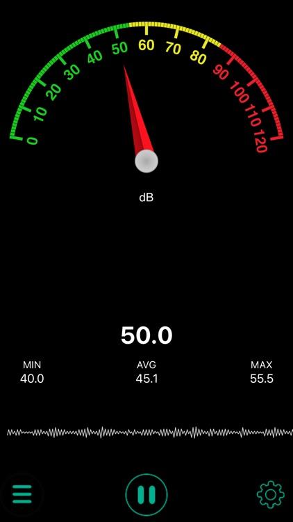 Sound Meter SE - Noise Power Level and Decibel Meter