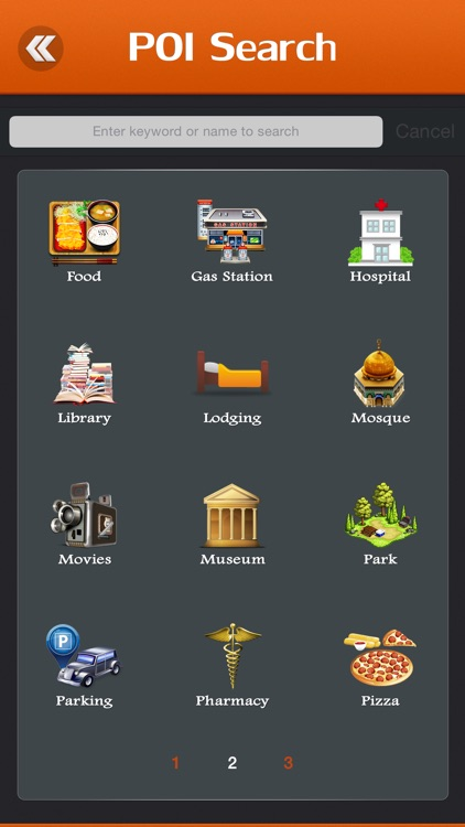 Karlsruhe City Offline Travel Guide screenshot-3
