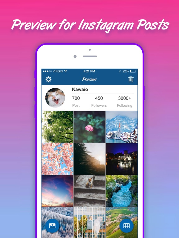 Profile Preview for Instagram - Your IG Profile Picture, Photo, Post Viewer  | App Price Drops