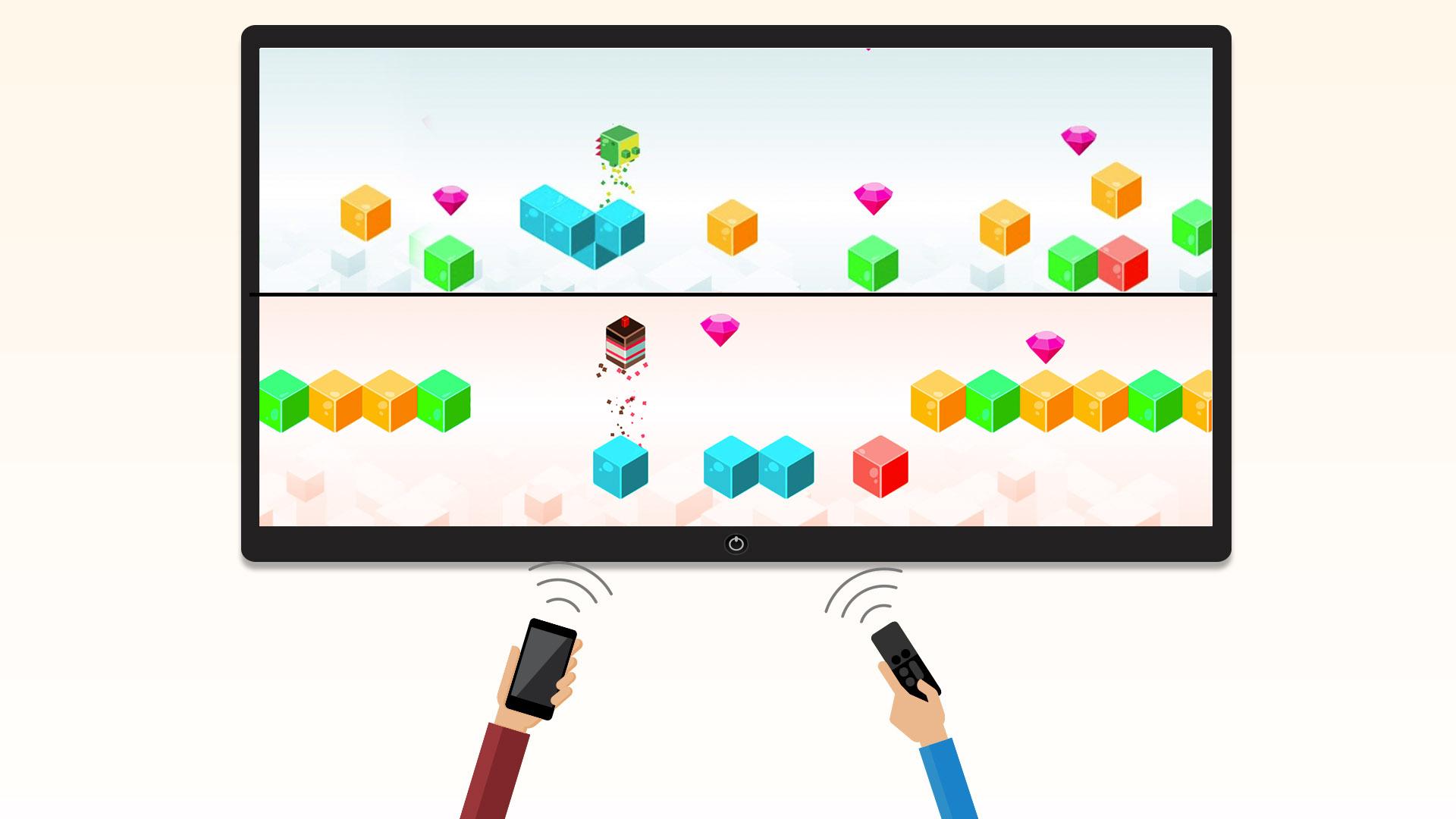 Bouncing Square screenshot 12