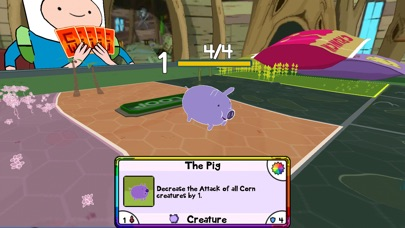Card Wars - Adventure Time Card Game Screenshot