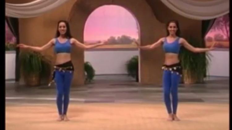 Belly Dance Fat Burn Workouts screenshot-4