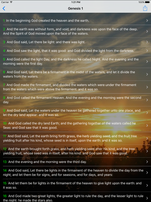 The Holy Bible FREE: King James Version for Daily Bible Study