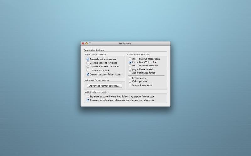 Xcode auto generate icons