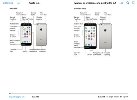 manual de utilizare iphone pentru ios 8 4 by apple inc on ibooks rh itunes apple com Apple iPhone A1241 User Guide Apple iPhone Users