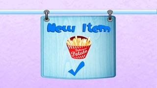 Polly Burger Shop Game screenshot four