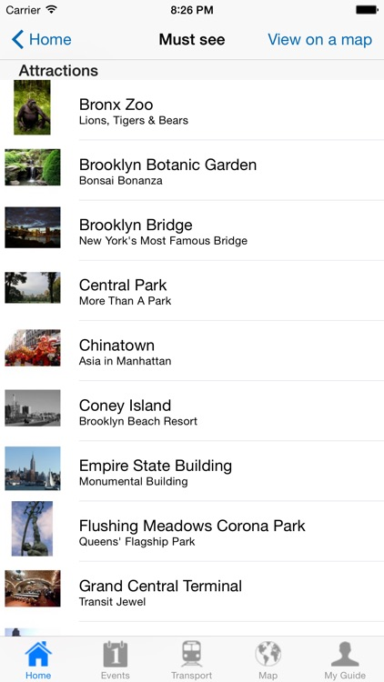 New York Travel Guide Offline screenshot-3