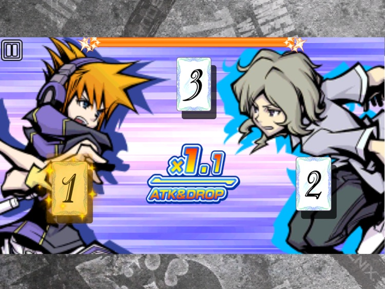 The World Ends with You: Solo Remix for iPad