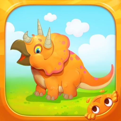 Динозавры - Интерактивная Книга