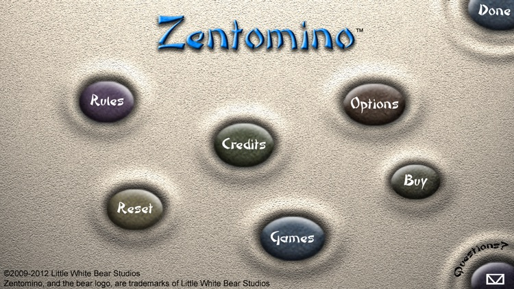 Zentomino Free - Relaxing alternative to tangram puzzles screenshot-3