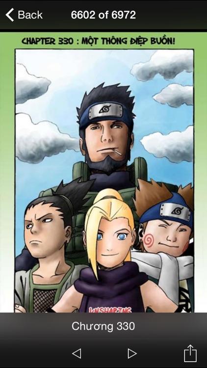 Naruto 1 - Đọc Truyện Tranh Offline screenshot-3