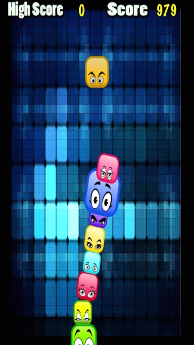 Cube Tower - Stack 'Em Up screenshot three