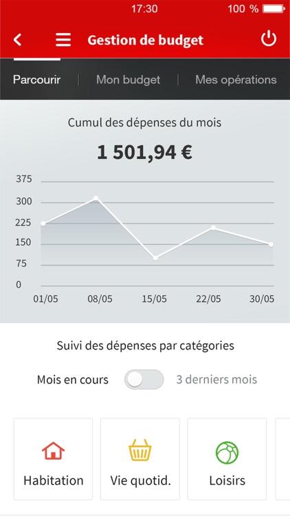 L'Appli Société Générale screenshot-3