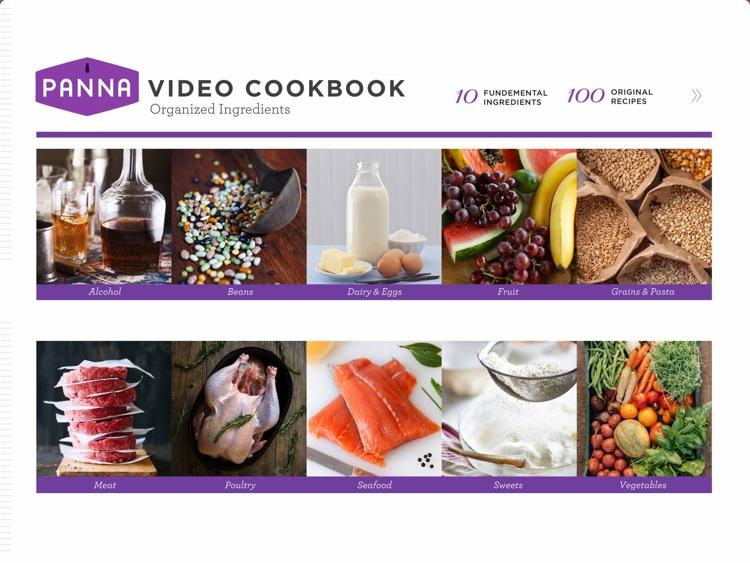 Panna Cookbook screenshot-4