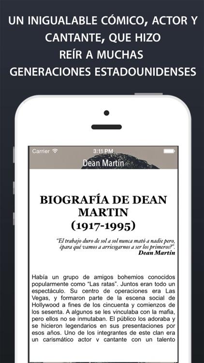 Dean Martin: El comediante de los Rat Pack