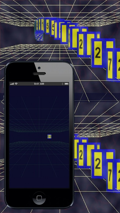 キネティック動体視力Lite screenshot1