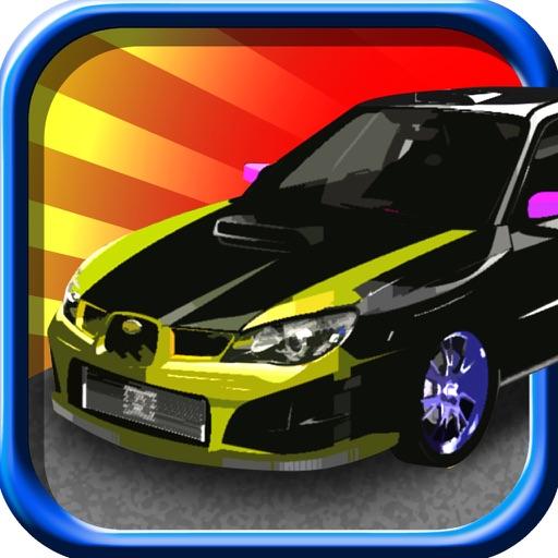 Car Rally Race Distance Sprint Racing Game