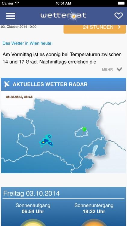 wetter.at LIVE screenshot-3