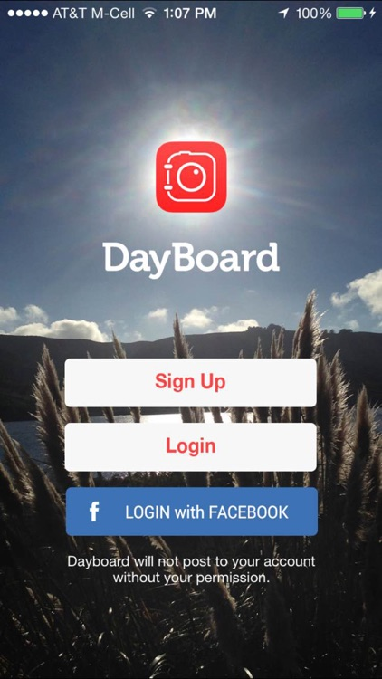 Dayboard - you social photo diary