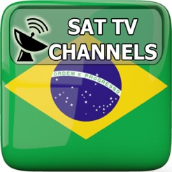 Brazil TV Channels Sat Info on the App Store