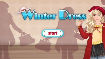 Luck Star DressUp Game - Fashion Mania screenshot one