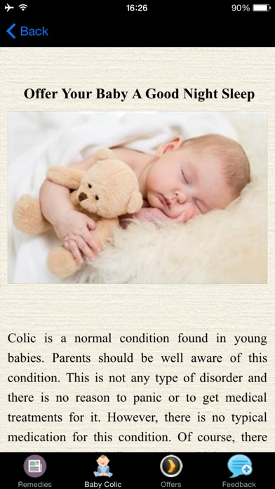 download Baby Colic Remedies - Stop Gas Pain apps 2
