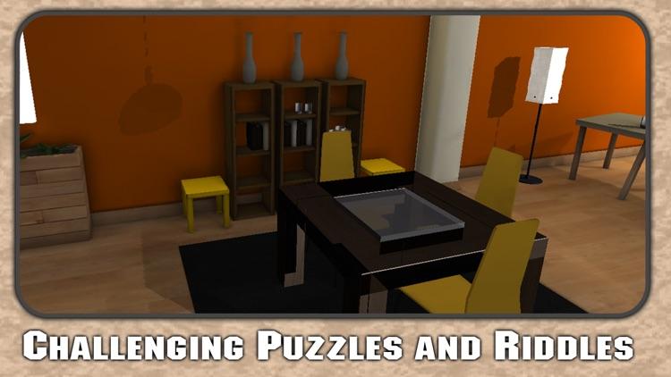 Hidden Escape Suite - Can you escape?