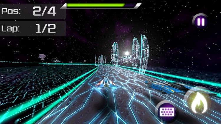 3D Space Race