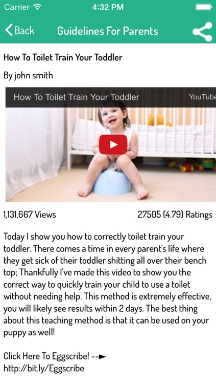 Potty Training Guide For Kids screenshot-3