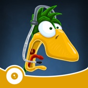 Teich Traffic Control - Worlds Best Bubble Shooter with Ducks