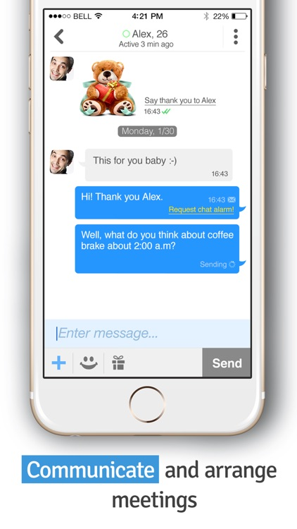 Wishdates - chat and dating screenshot-3