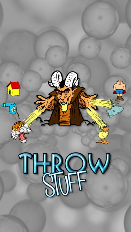 Throw Stuff App