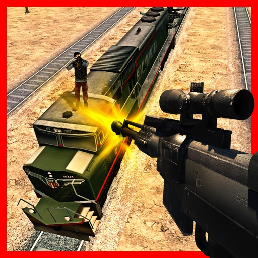 Train Sniper Simulator 3D