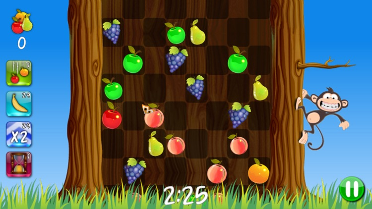 Fruity Monkey screenshot-4