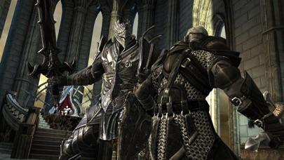 Infinity Blade screenshot1