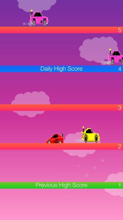 Jump Car Super Car screenshot-3